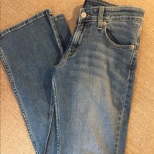 Levi lowrise Jeans